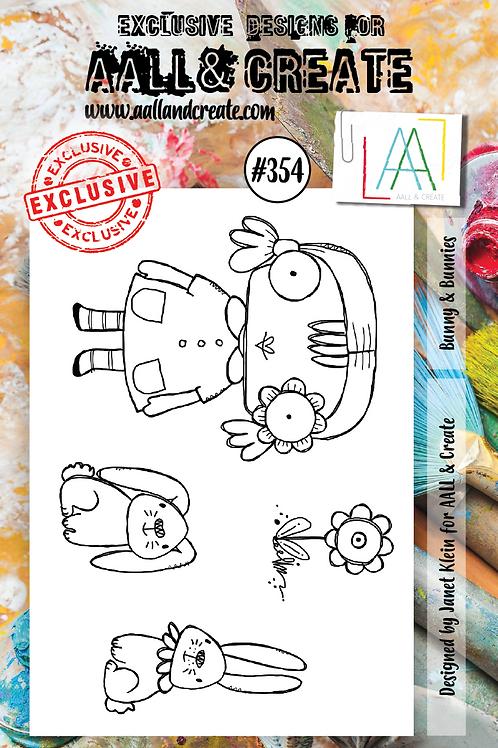 A7 Stamp set #354