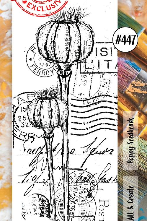 Border Stamp set #447