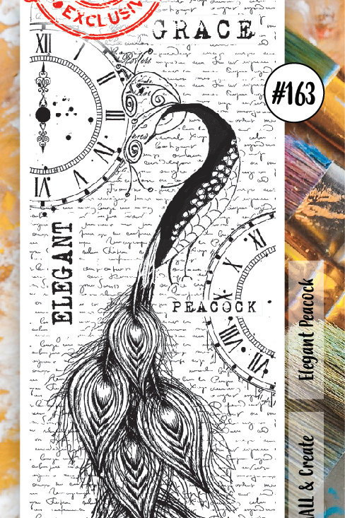 Border Stamp set #163