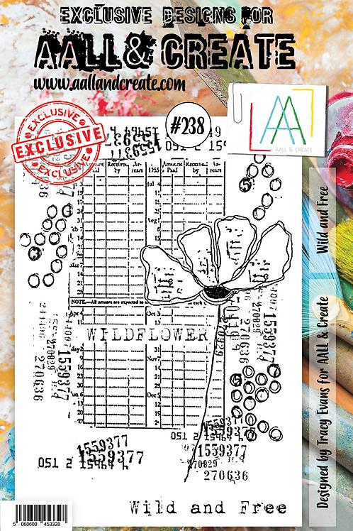 A5 stamp set #238