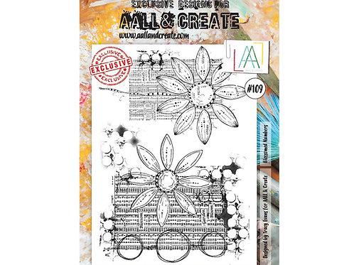 A4 Stamp set #109