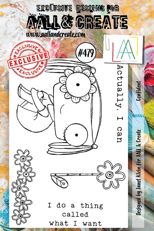 A7 Stamp set #479