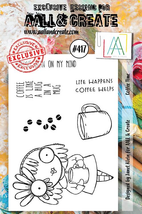 A7 Stamp set #417