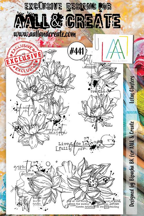 A5 Stamp set #441