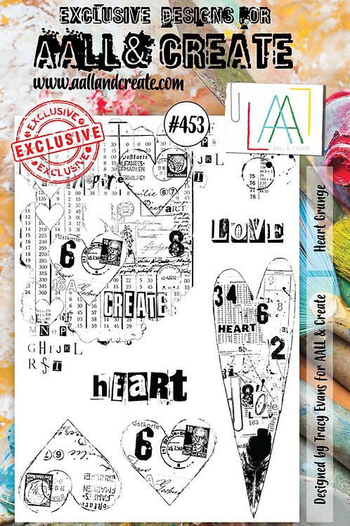 A5 Stamp set #453