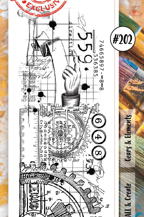 Stamp set #202