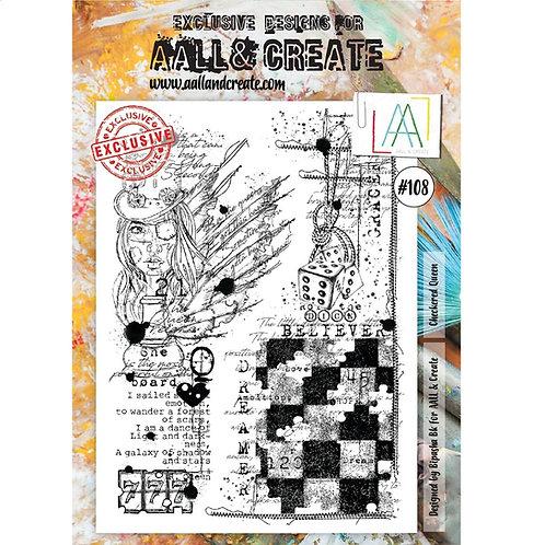 A4 Stamp set #108