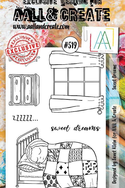 A6 Stamp set #519