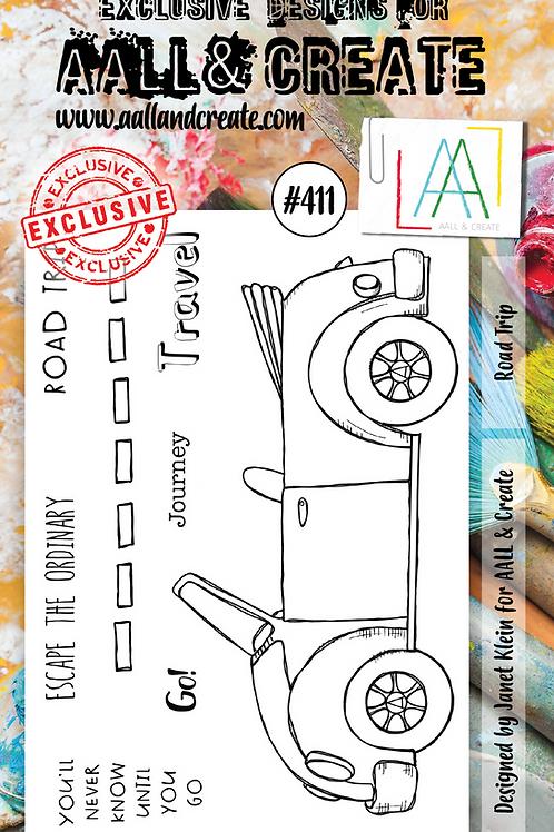 A6 Stamp set #411