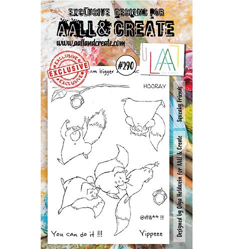 A6 Stamp set #290