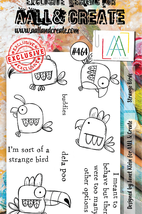 A6 Stamp set #464