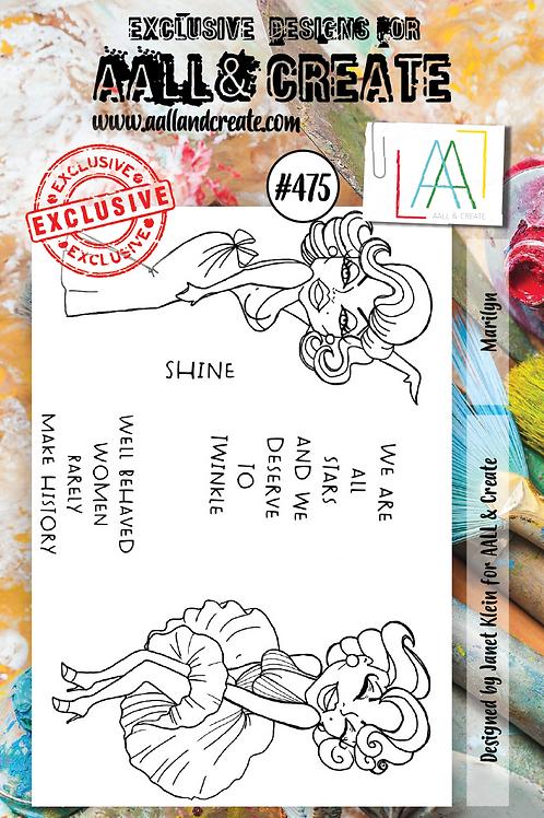 A7 Stamp set #475