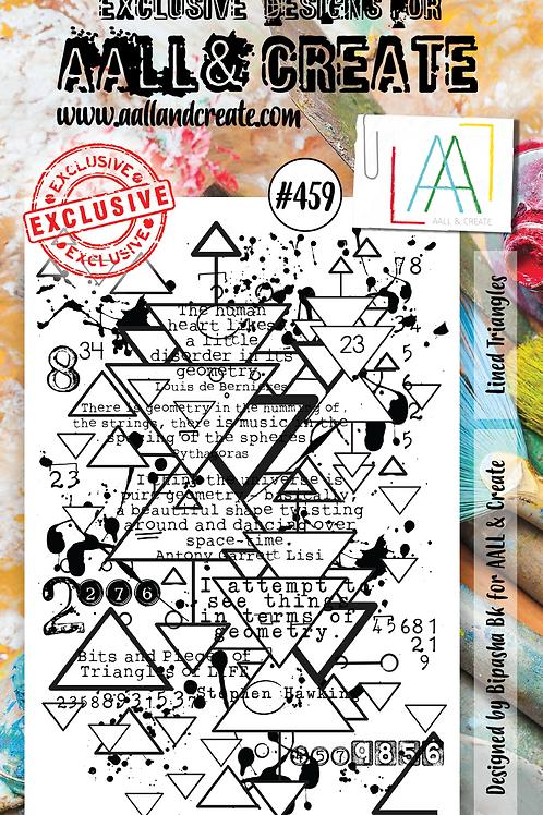 A6 Stamp set #459