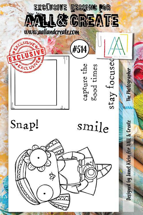 A7 Stamp set #514