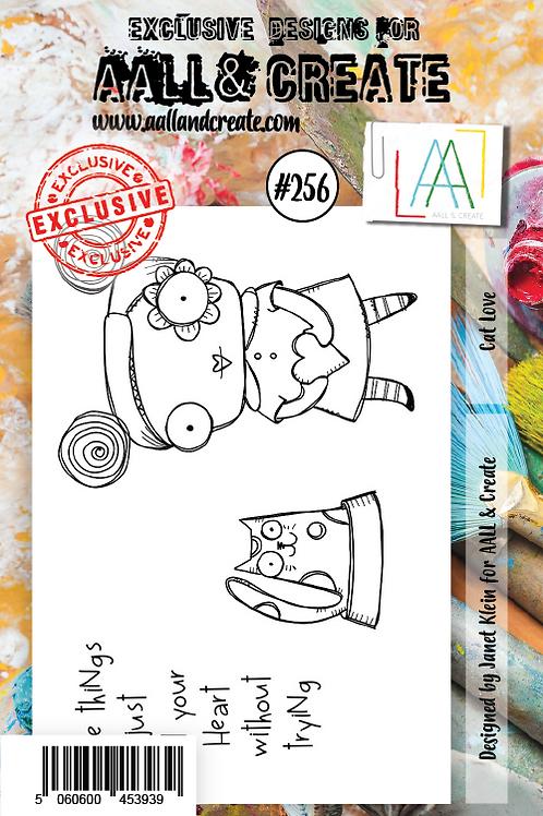 A7 stamp set #256