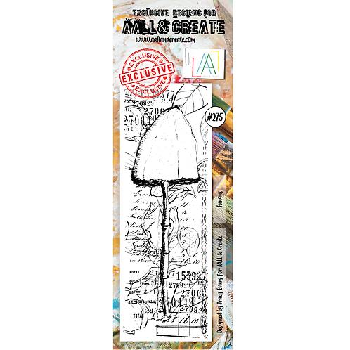A4 Stamp set #275