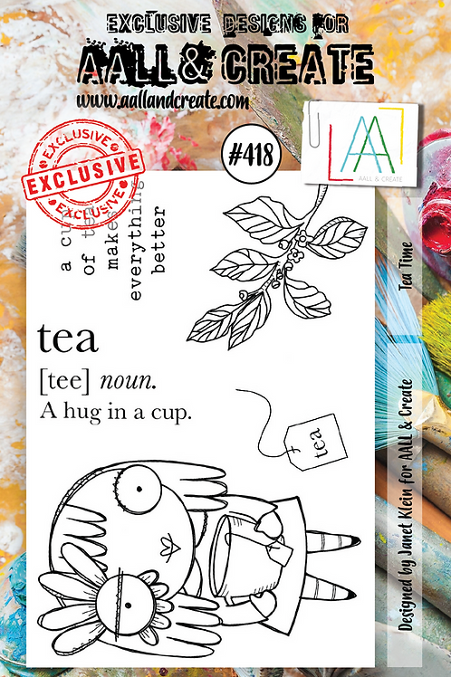 A7 Stamp set #418