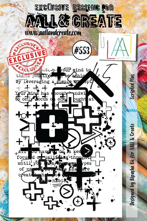 A7 Stamp set #553
