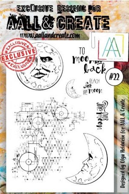Clear Stamps #22 by Olga Heldwein