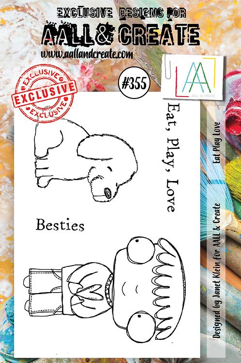 A7 Stamp set #355