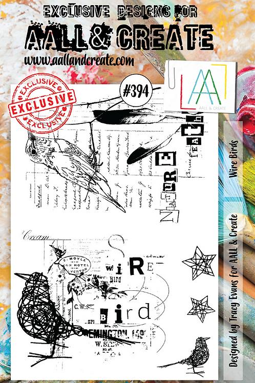 A5 Stamp set #394