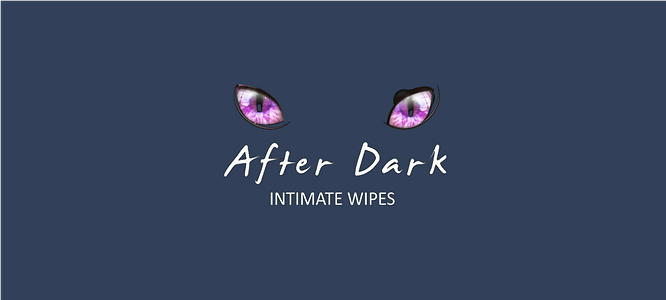 AfterDark Intimate Wipes