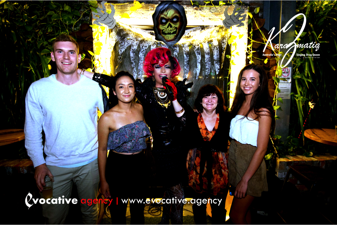 Halloween at Lucky Hotel