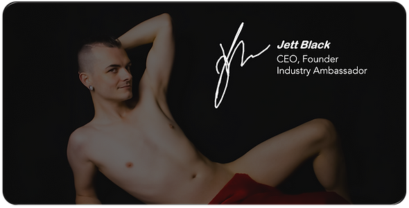 Jett Black CEO and Founder Sweet Release Agency