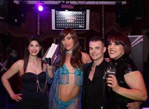 Danika Deep Wins All 3 Transgender Entertainer Awards 2019