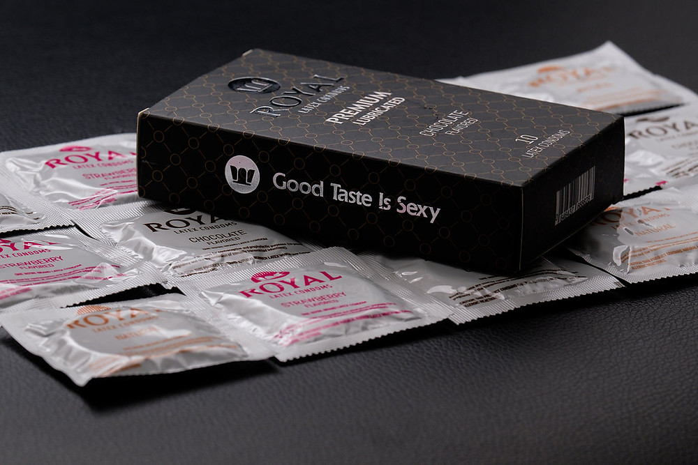 The Royal Condoms | Sweet Release Agency