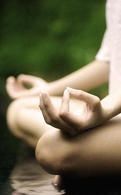 Posture Zen et Yoga
