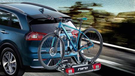 Fahrradträger / Anhängerkupplung