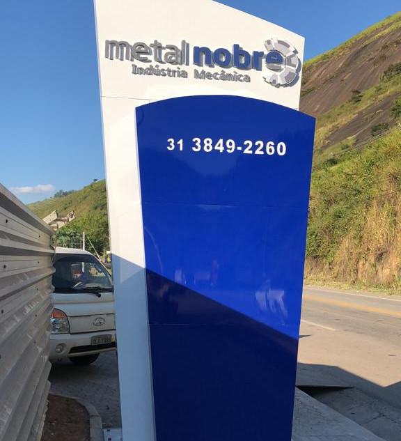Metal Nobre Indústria Mecânica