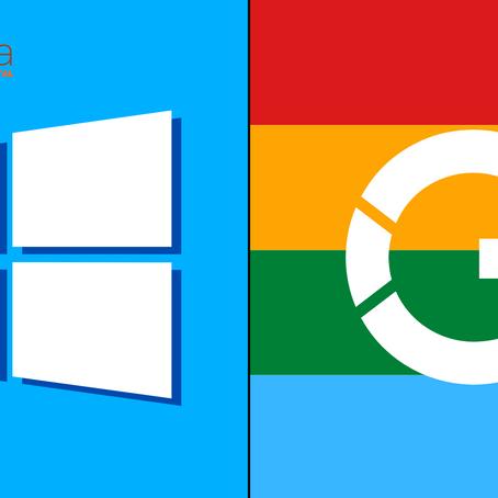 Las ventajas y características de Microsoft 365 y Google Suite
