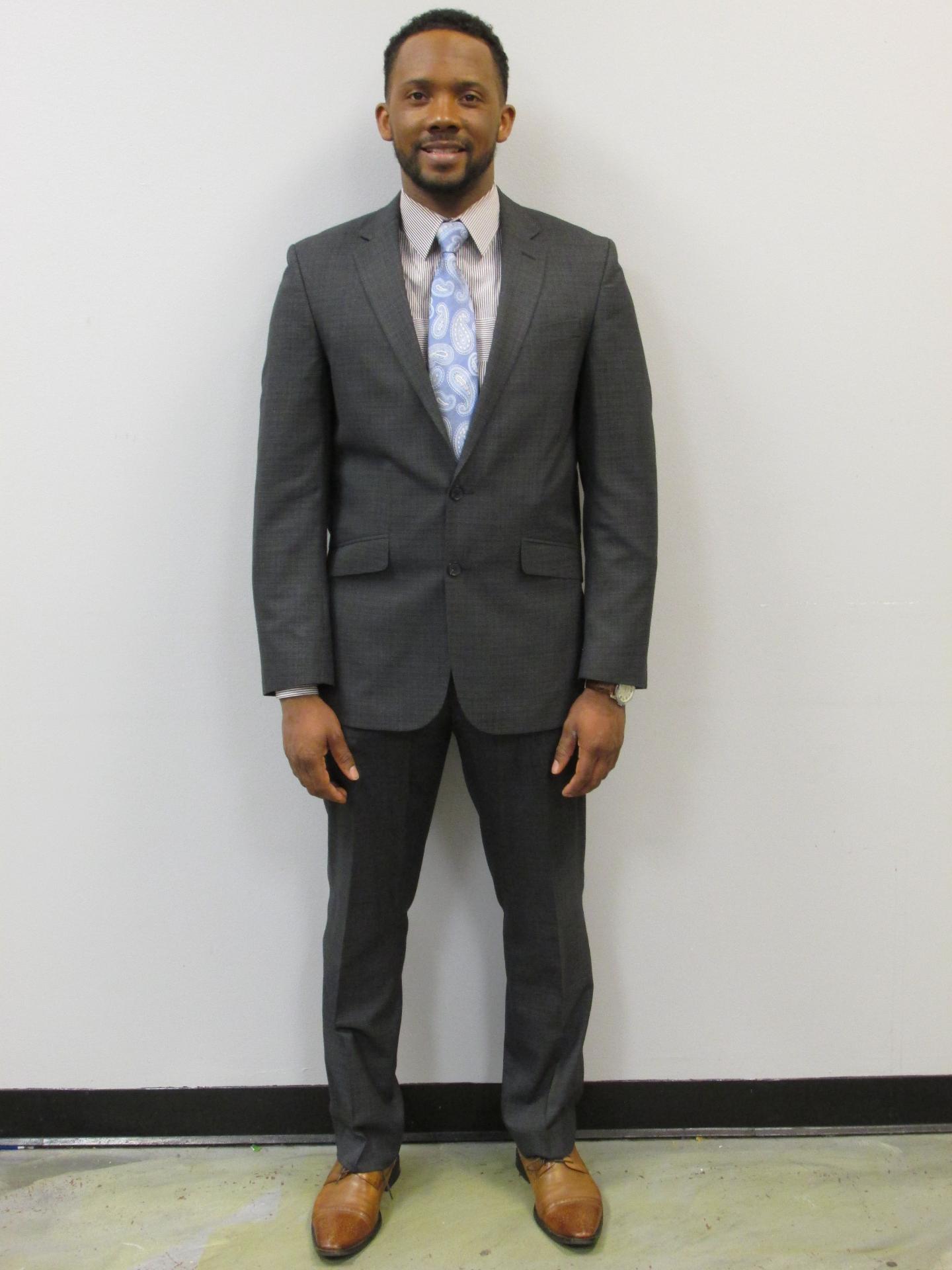 Jr. Pastor Darion Brown