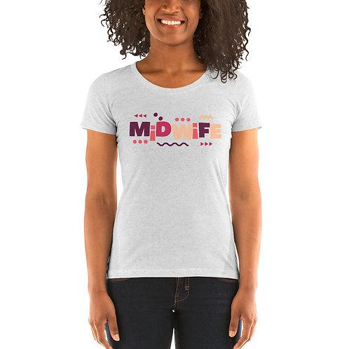 'Midwife' short sleeve t-shirt