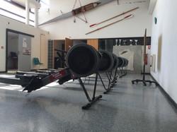 Un deuxième espace cardio-training