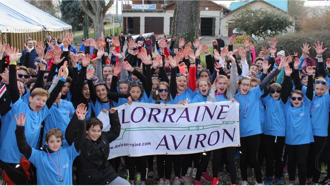 Challenge du jeune rameur Lorrain 2016