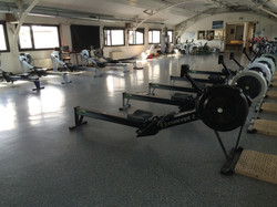 Salle cardio-training
