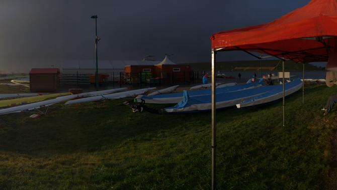Championnats de zone bateaux courts