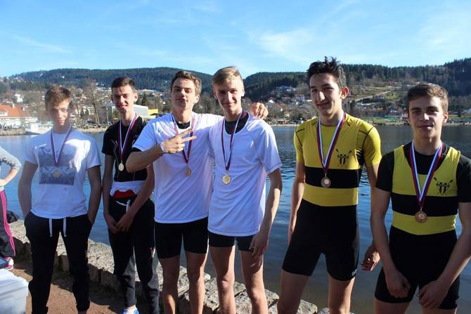 Championnats de Lorraine-Alsace