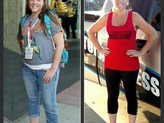 INSPIRATION - J's 8 Week Transformation