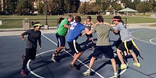 High Voltage Boot Camp Fitness Class