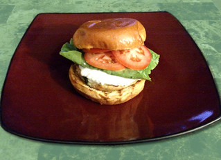 RECIPE: Spinach and Feta Turkey Burgers