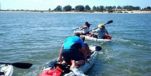 Structural Fitness events include kayaking and hiking