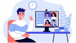 How to improve remote meeting engagement