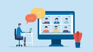 How to manage meetings in hybrid teams