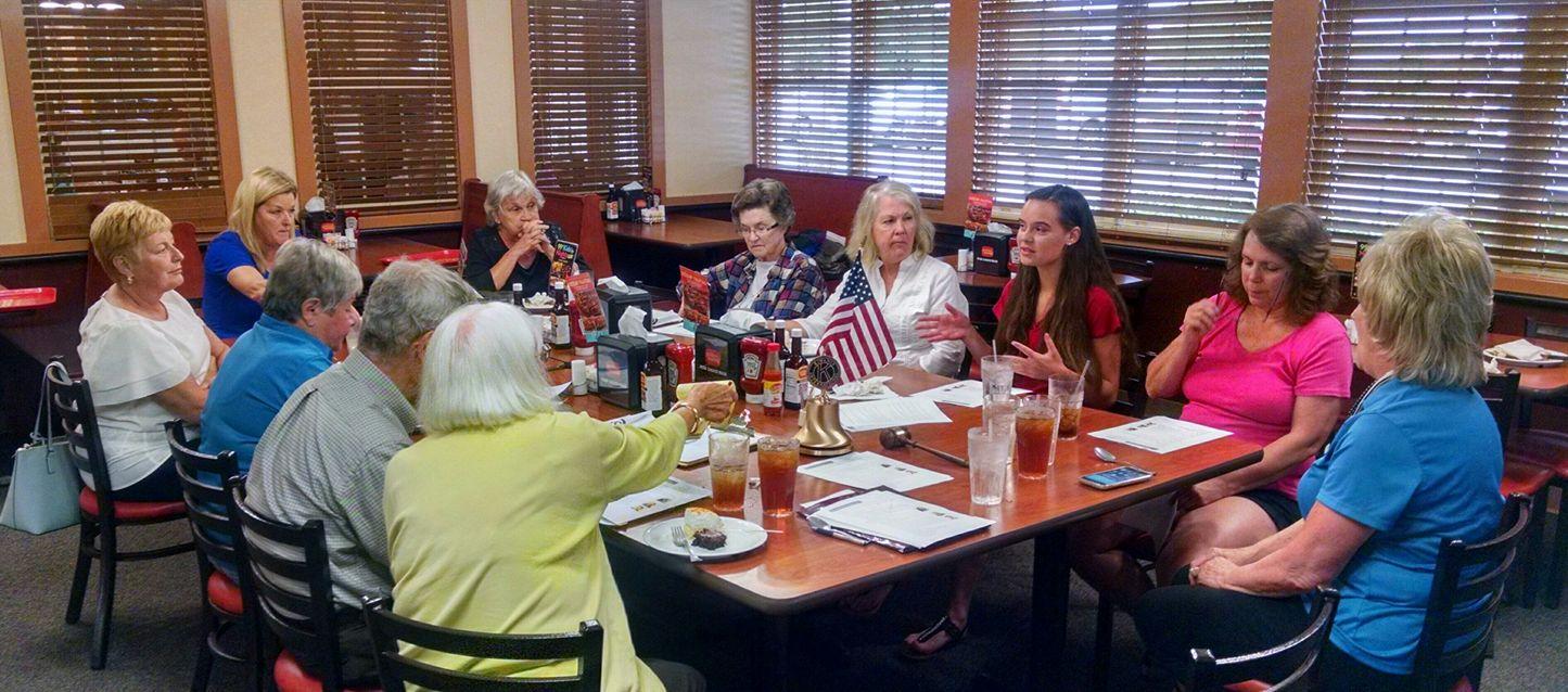 Golden Corral Meeting Group June 18