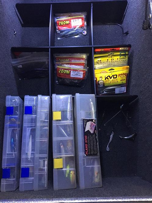 Bullet 21XRS Center Box Organizer