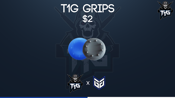 Twizted 1z Gaming Grips
